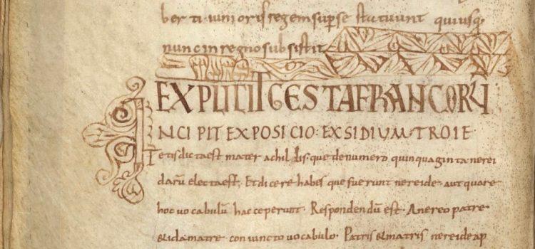 Witnesses to the Excidium Troie